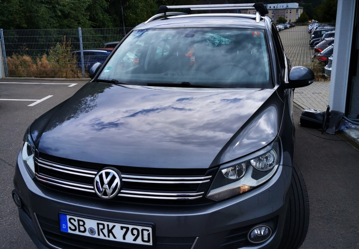 Volkswagen Tiguan Diesel Kaufen & Verkaufen - homecar24